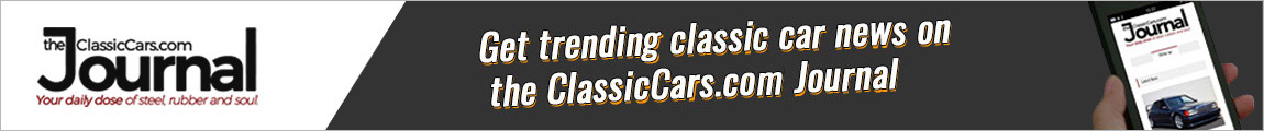 Read the Journal, online ClassicCars.com news