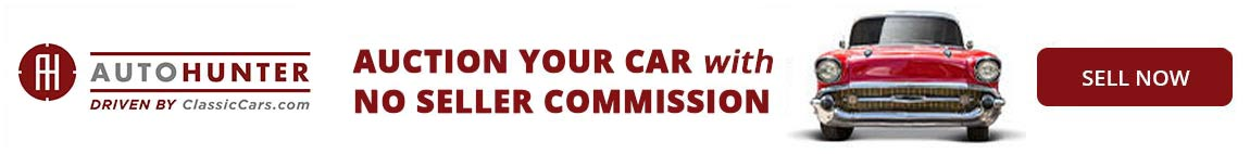 AutoHunter Commission Free Car Auction Site